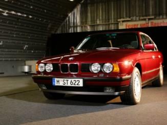 BMW 5er E34 Autodrom Magazin