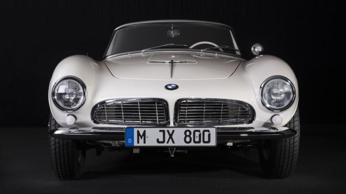 BMW 507 Autodrom Magazin