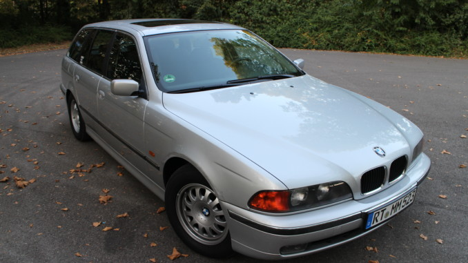 E39 Youngtimer Big Lady Autodrom Magazin