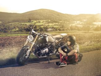 Felix Weise mit der BMW R nineT 2016 Autodrom Magazin