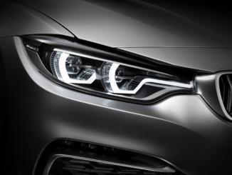 BMW Concept 4er Coupé 2012