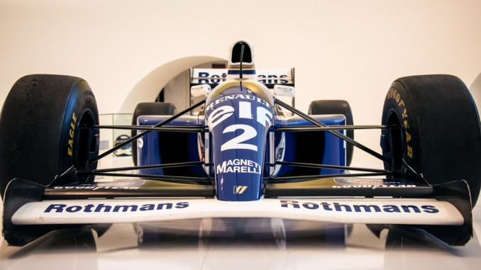 Williams Formel 1 Senna