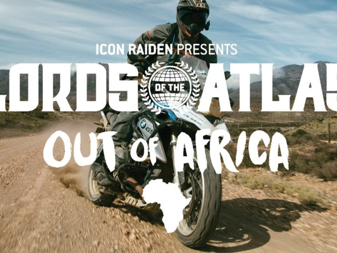 Lord of the Atlas - Out of Africa