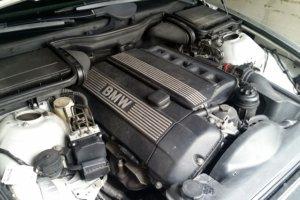 E39 523i Big Lady Motor