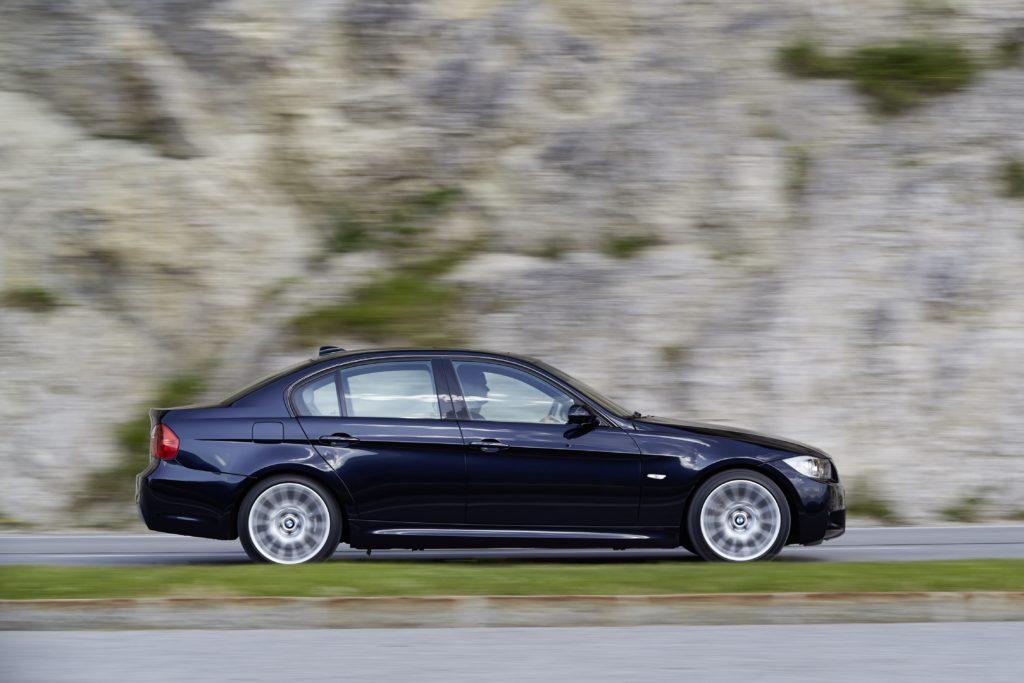 Profil des BMW E90