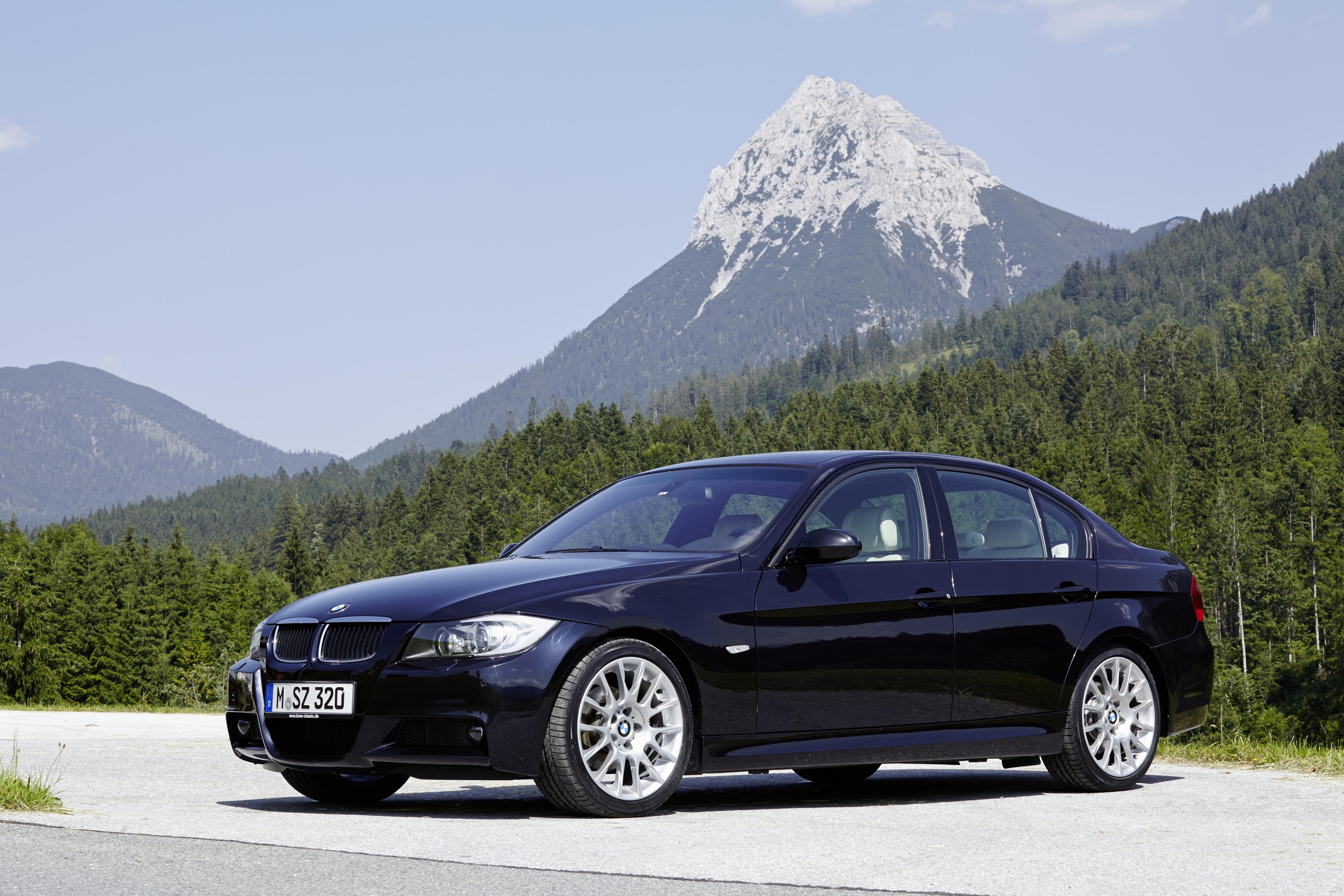 BMW E90 Frontansicht Autodrom Magazin