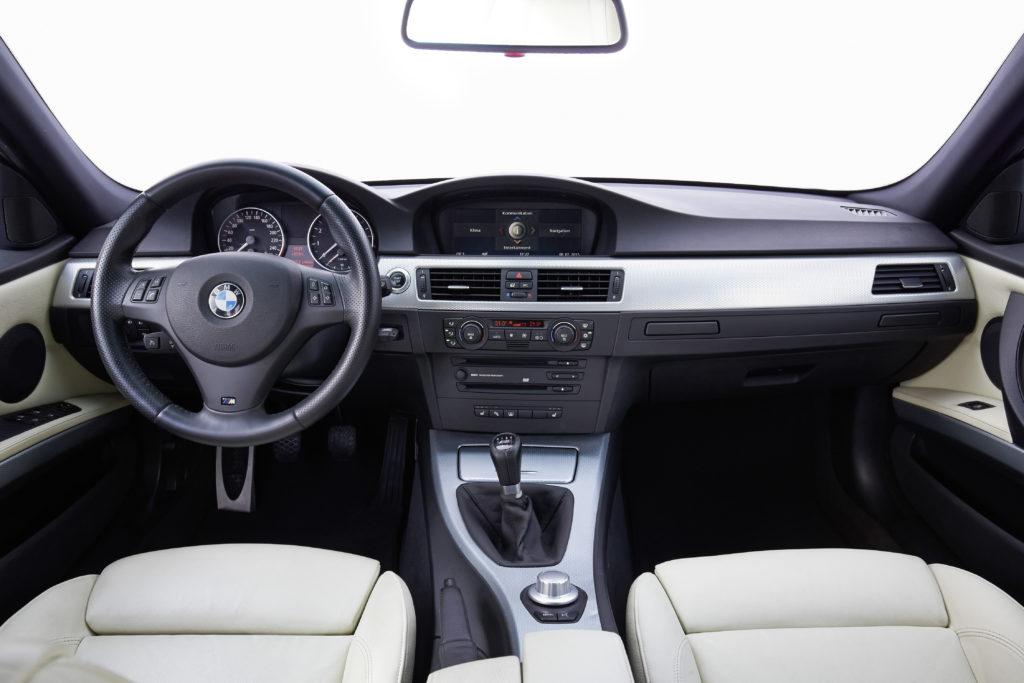 E90 BMW Cockpit