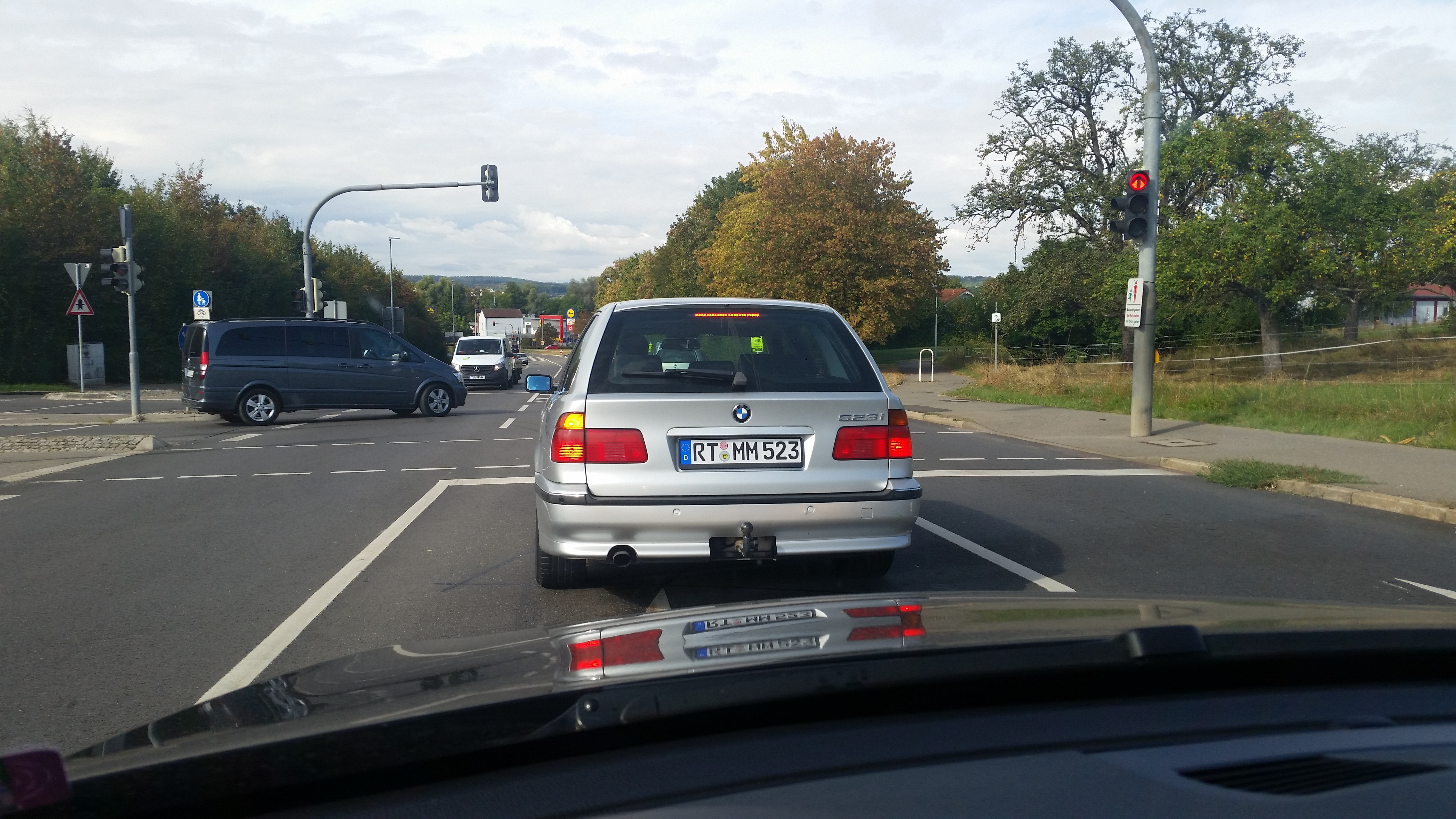 BMW E39 523i Touring Youngtimer