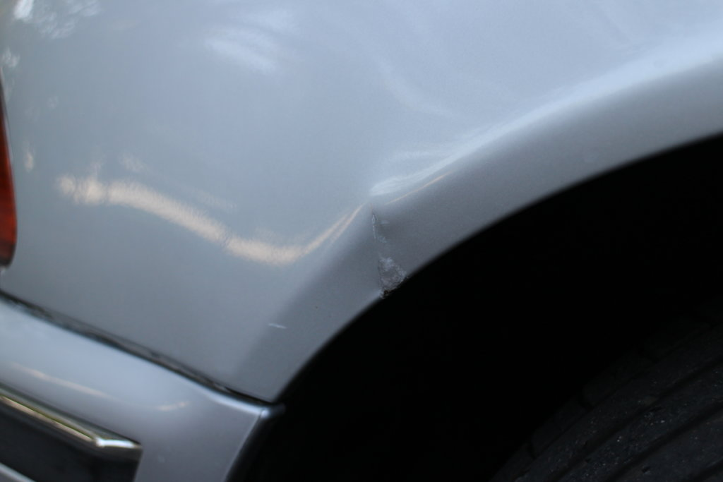 BMW E39 523i Kotflügel