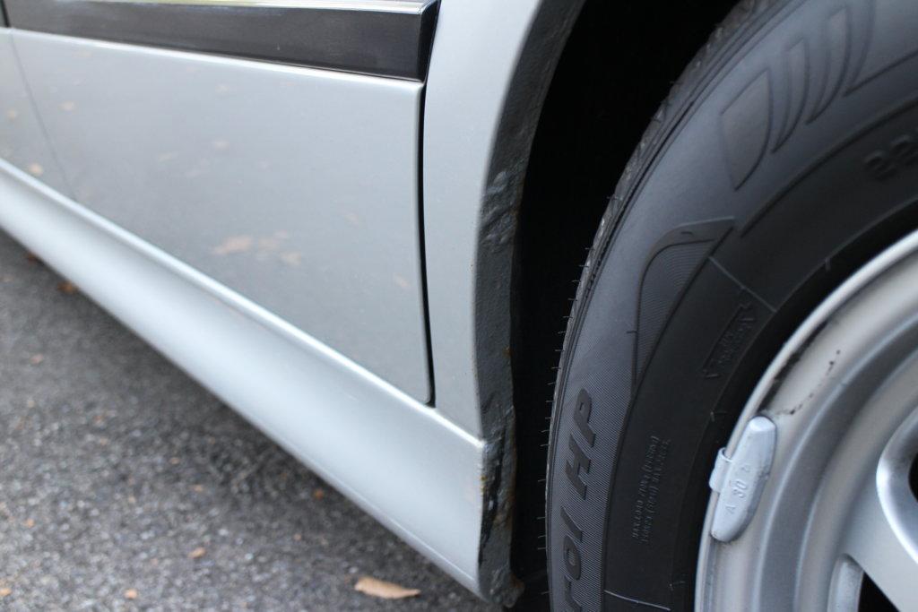 BMW E39 Kotflügel