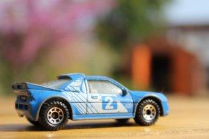 Matchbox Spielzeug Auto