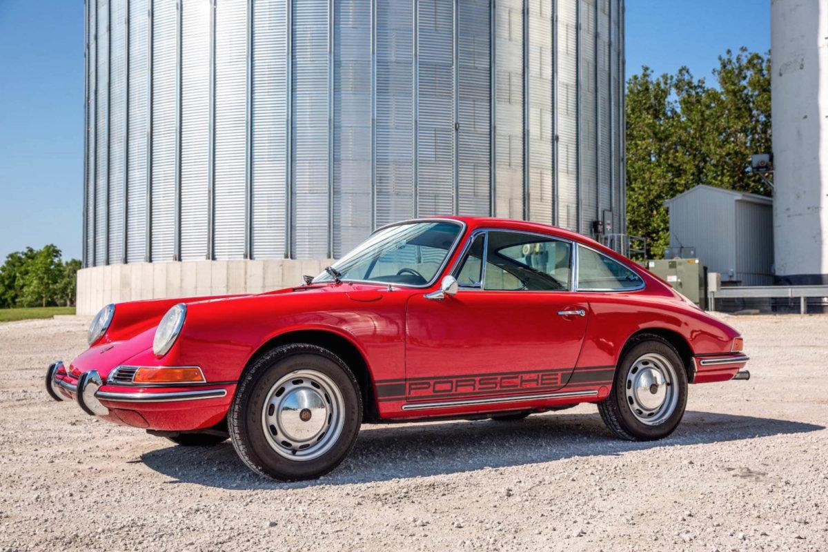 Porsche 912 Autodrom Magazin
