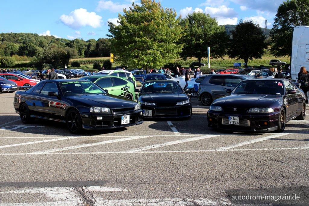 Nissan Skyline & Silvia