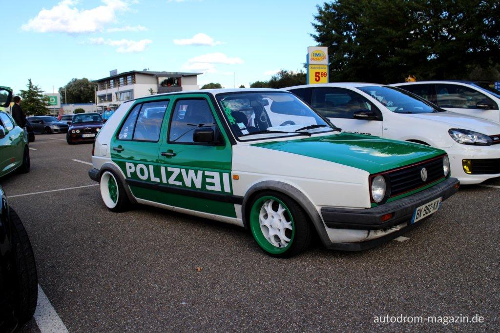 Golf Polizwei