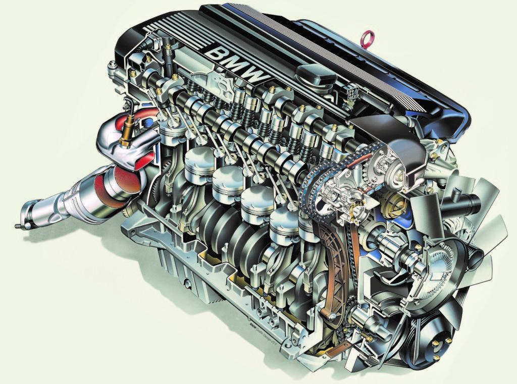 BMW M52 E39 E46 Autodrom