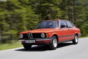 BMW E21 Oldtimer
