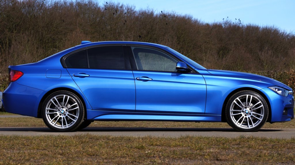BMW Sechszylinder Autodrom