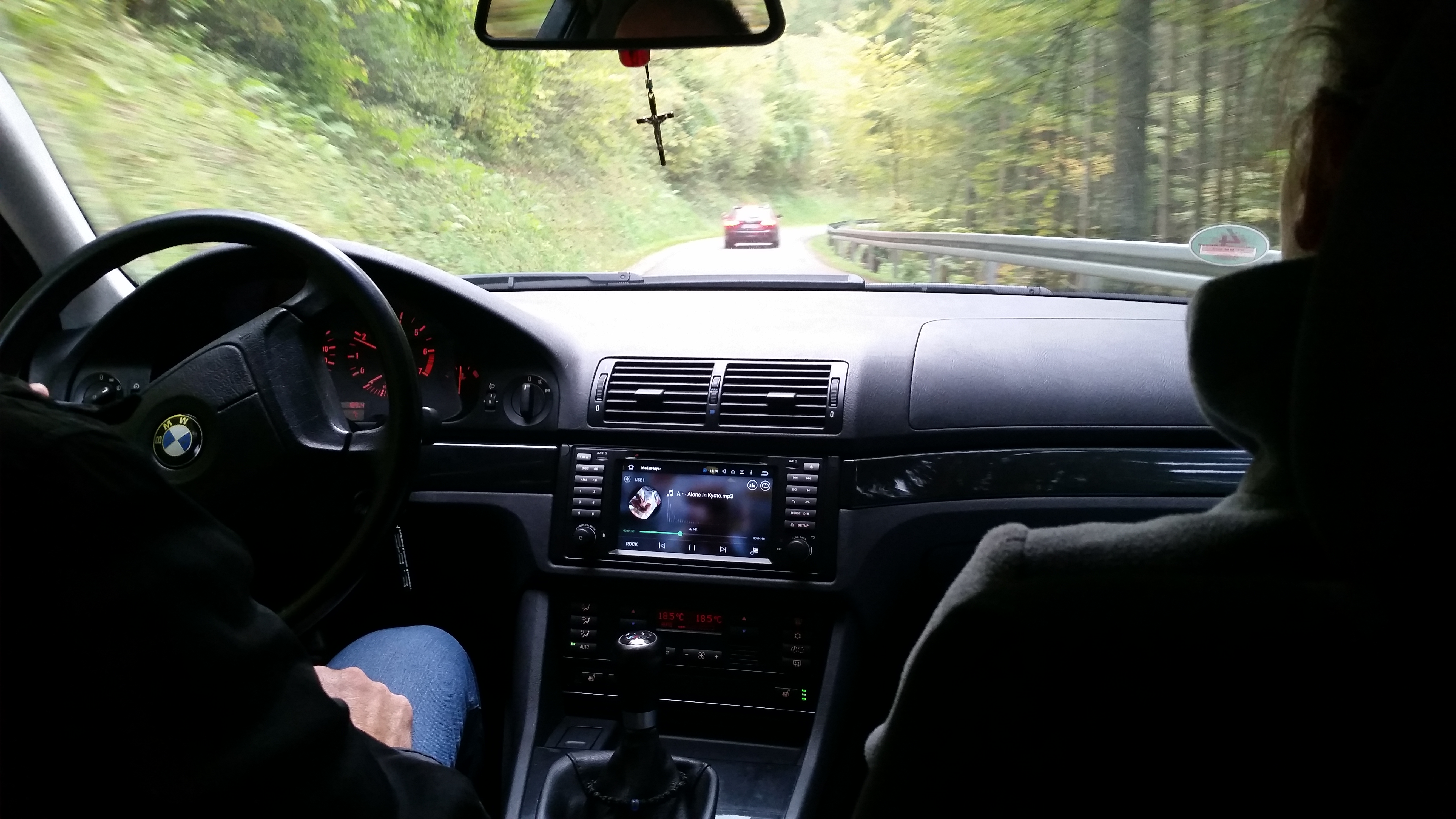 Moschos Moschokarfis E39 523i Youngtimer