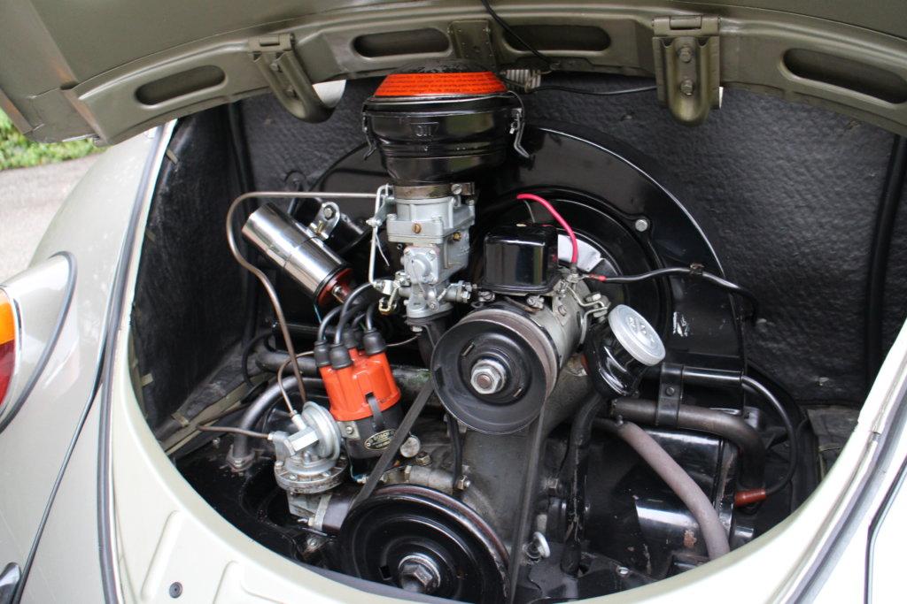 Käfer 1958 Motor 1,2 liter 30 PS Boxer