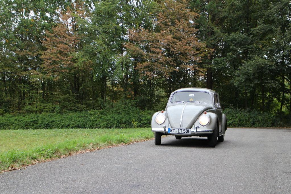Ingos's 1958er VW Käfer