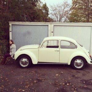 Der alte Käfer von Ingo und Tanja Flad
