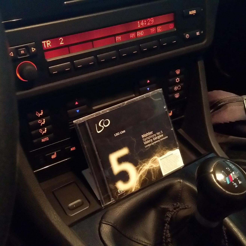 E39 Konsole Mahler 5 LSO