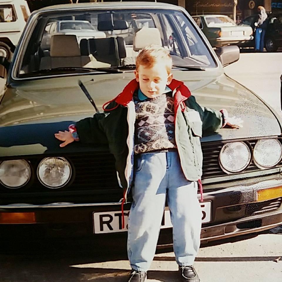 Moschos Moschokarfis AUTODROM BMW E30 Oldtimer