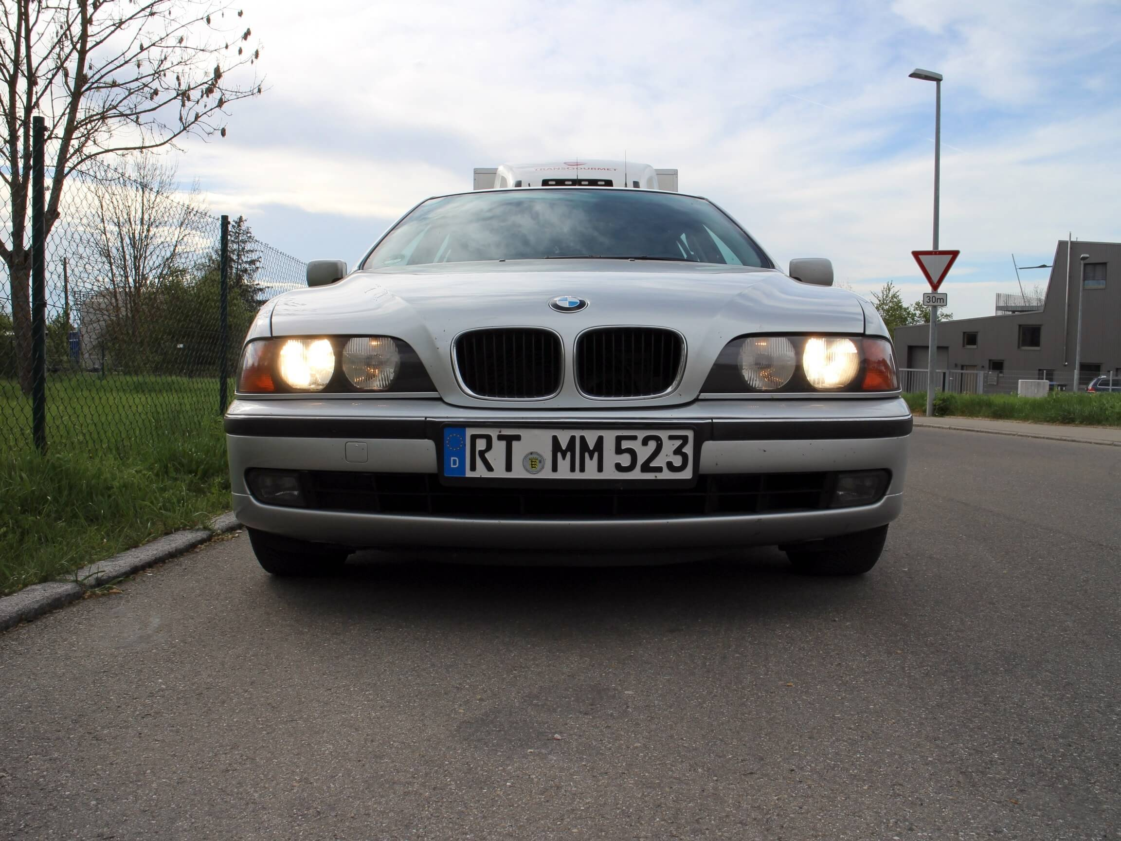 BMW E39 Touring Front AUTODROM