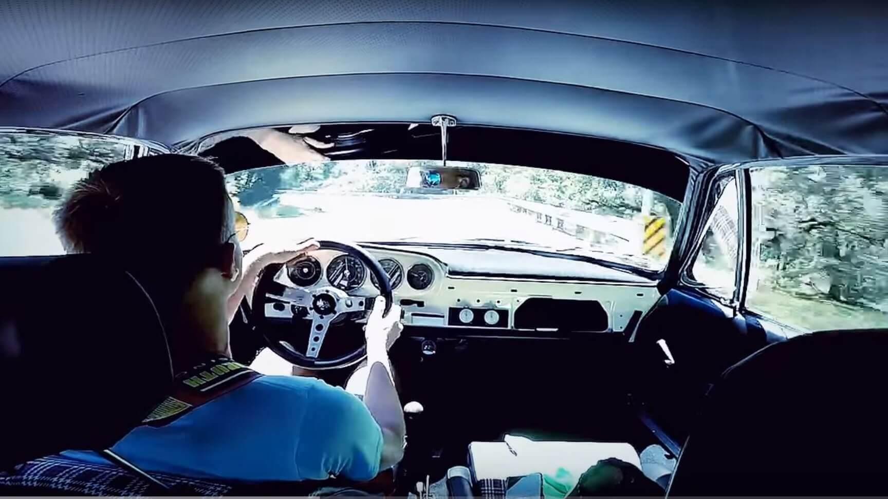 Porsche 912 mit Subaru Motor