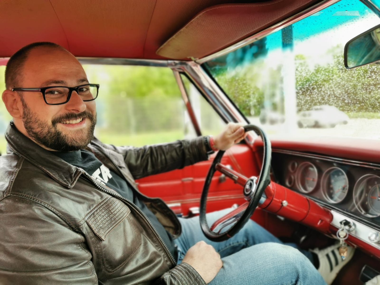 1967 Chevy Impala AUTODROM Moschokarfis Moschos