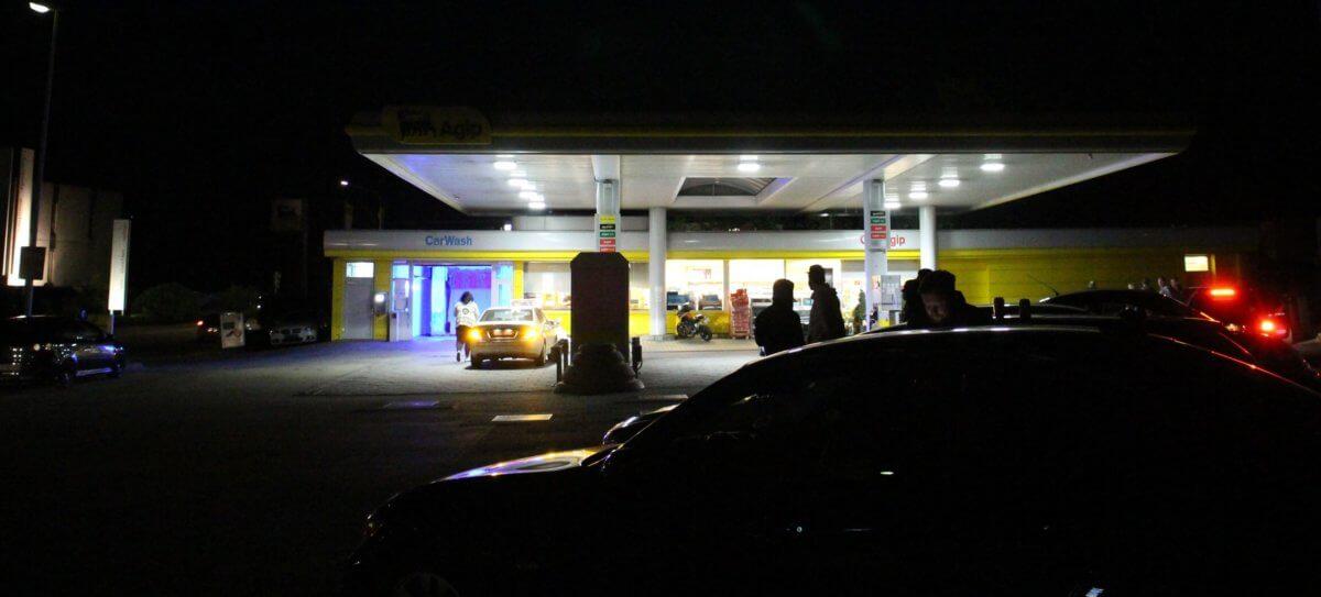 Tankstelle Reutlingen Autotreffen AUTODROM