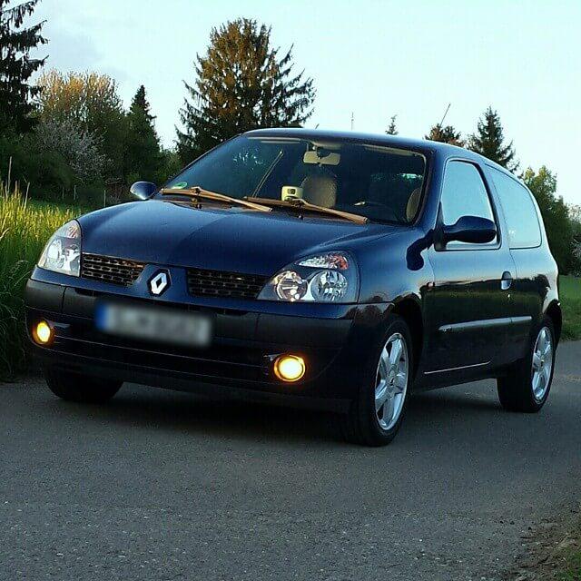 Renault Clio Moschokarfis AUTODROM
