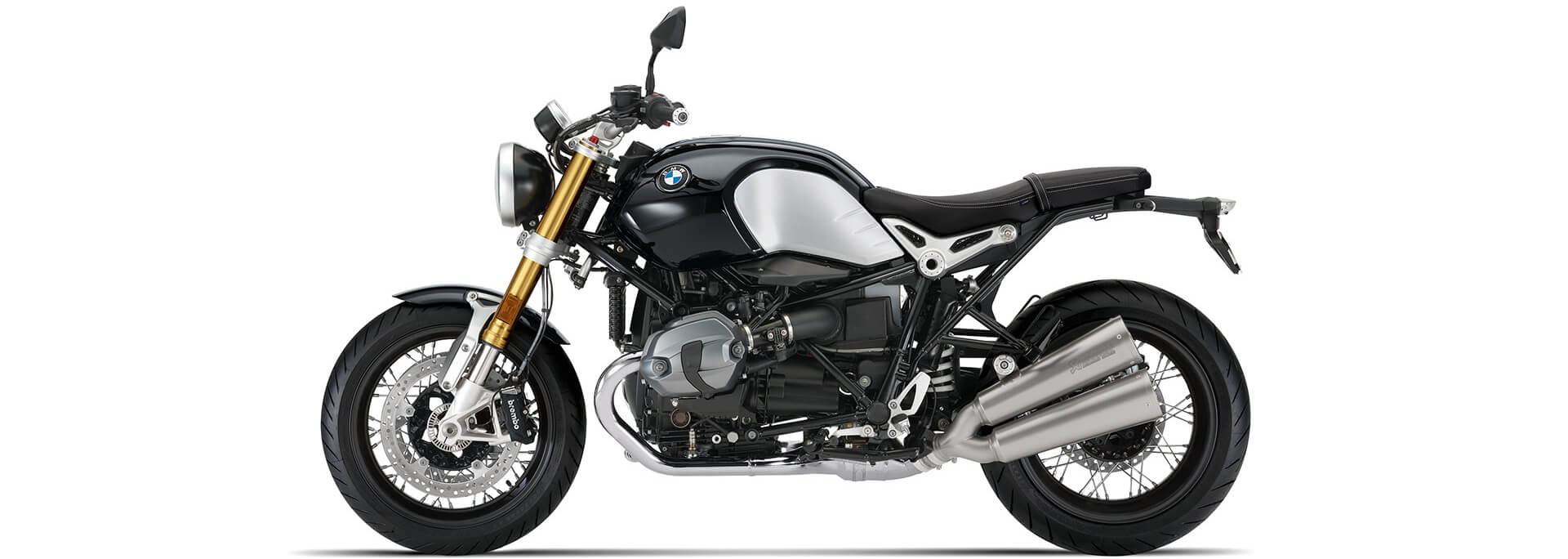 BMW R nine T AUTODROM