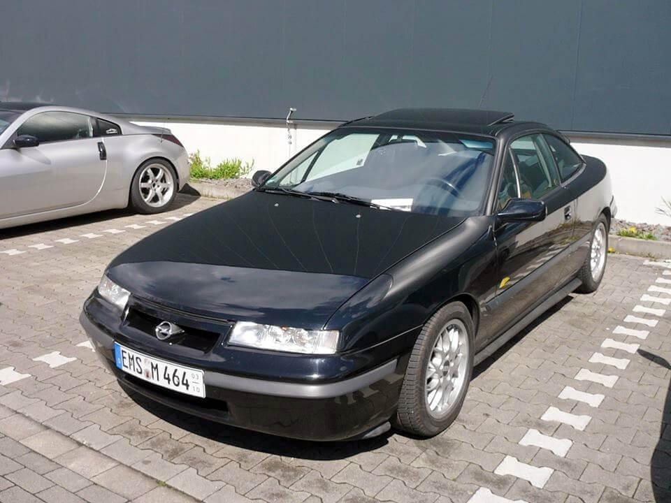 Leserauto: Winfried's '95er Opel Calibra V6 DTM Edition