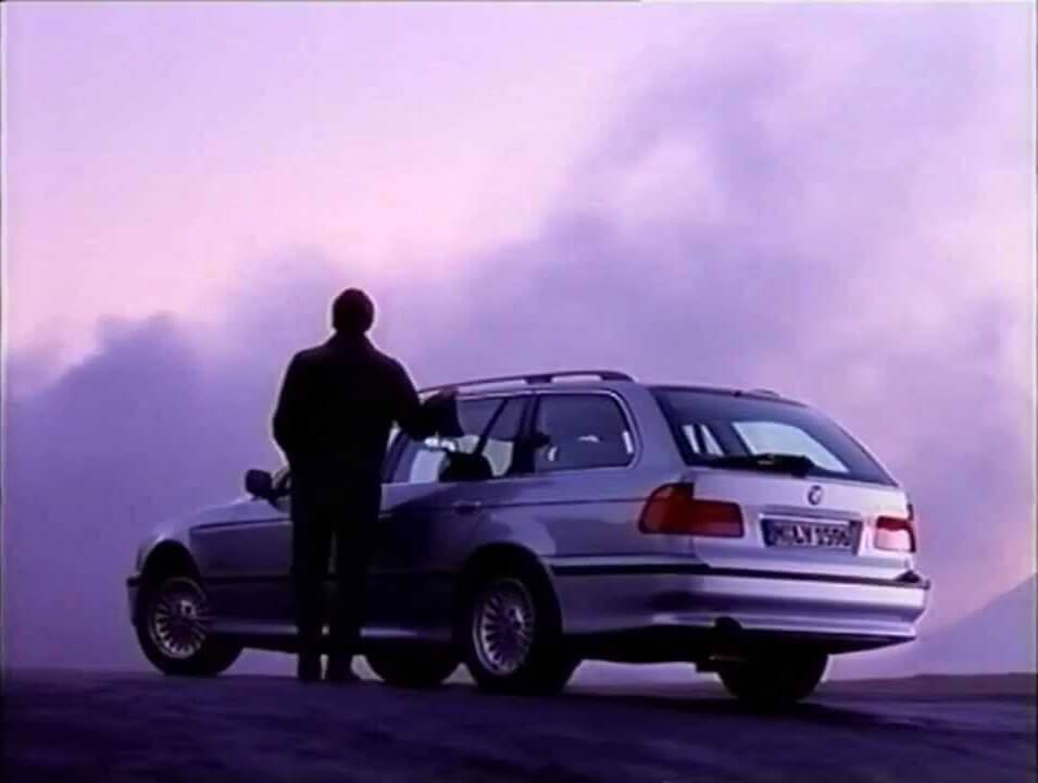 Video: BMW E39 Touring Werbung von 1997