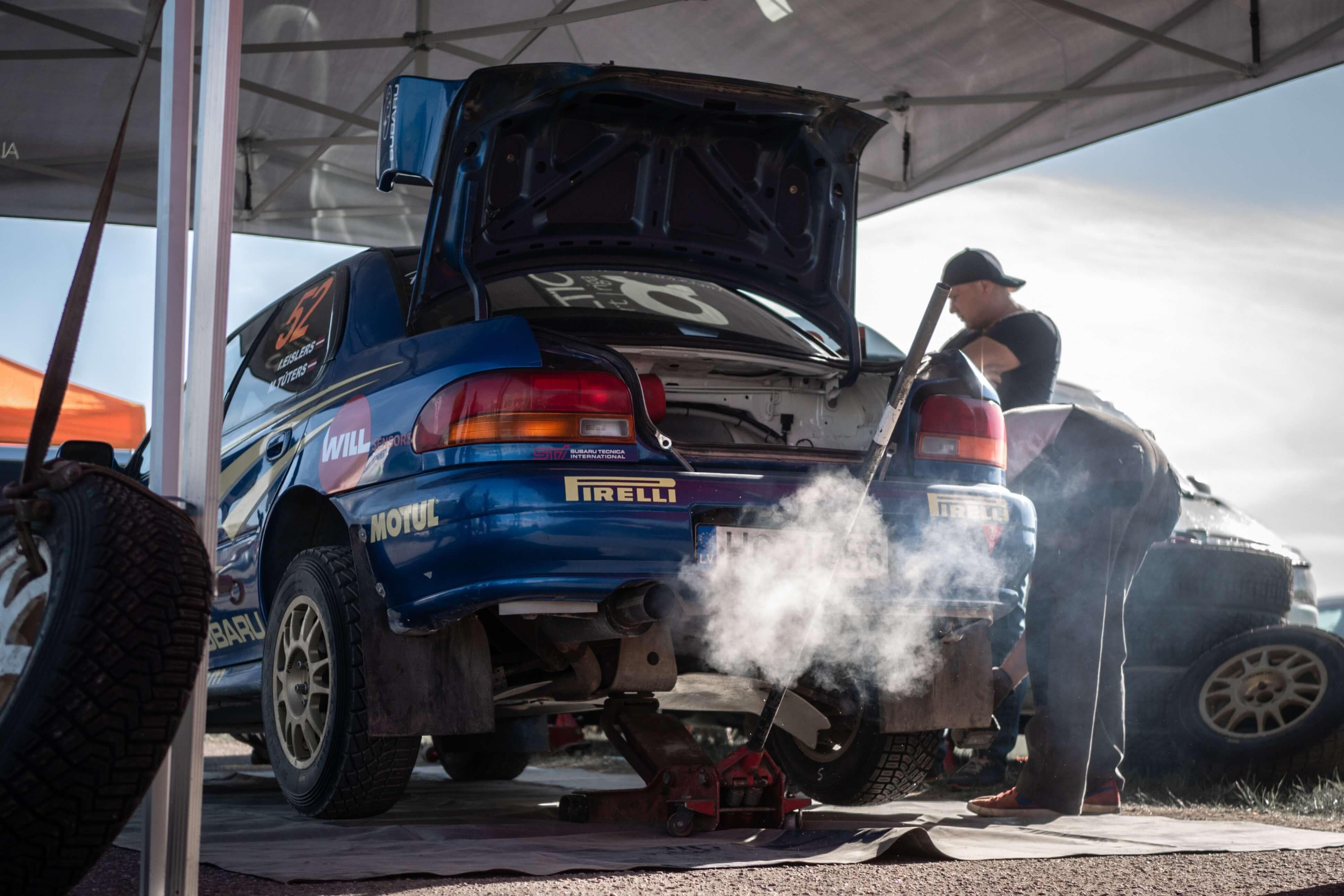 AUTODROM Magazin Subaru Impreza Rallye Moschokarfis