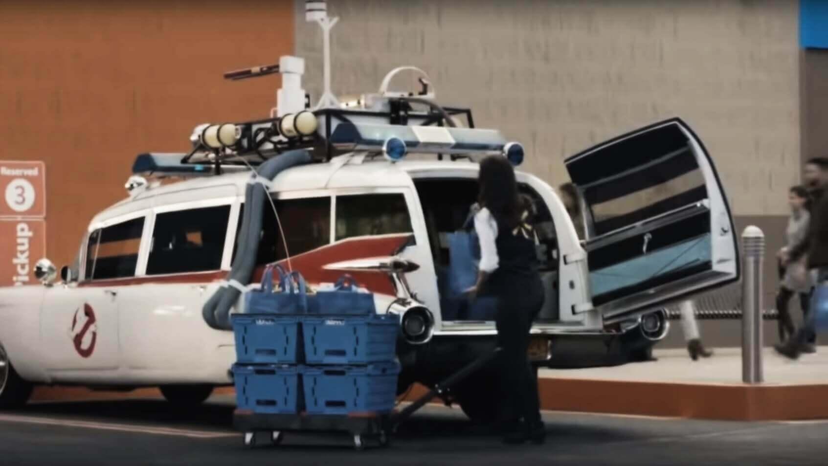 Video: Walmart-Werbespot zeigt Filmhelden