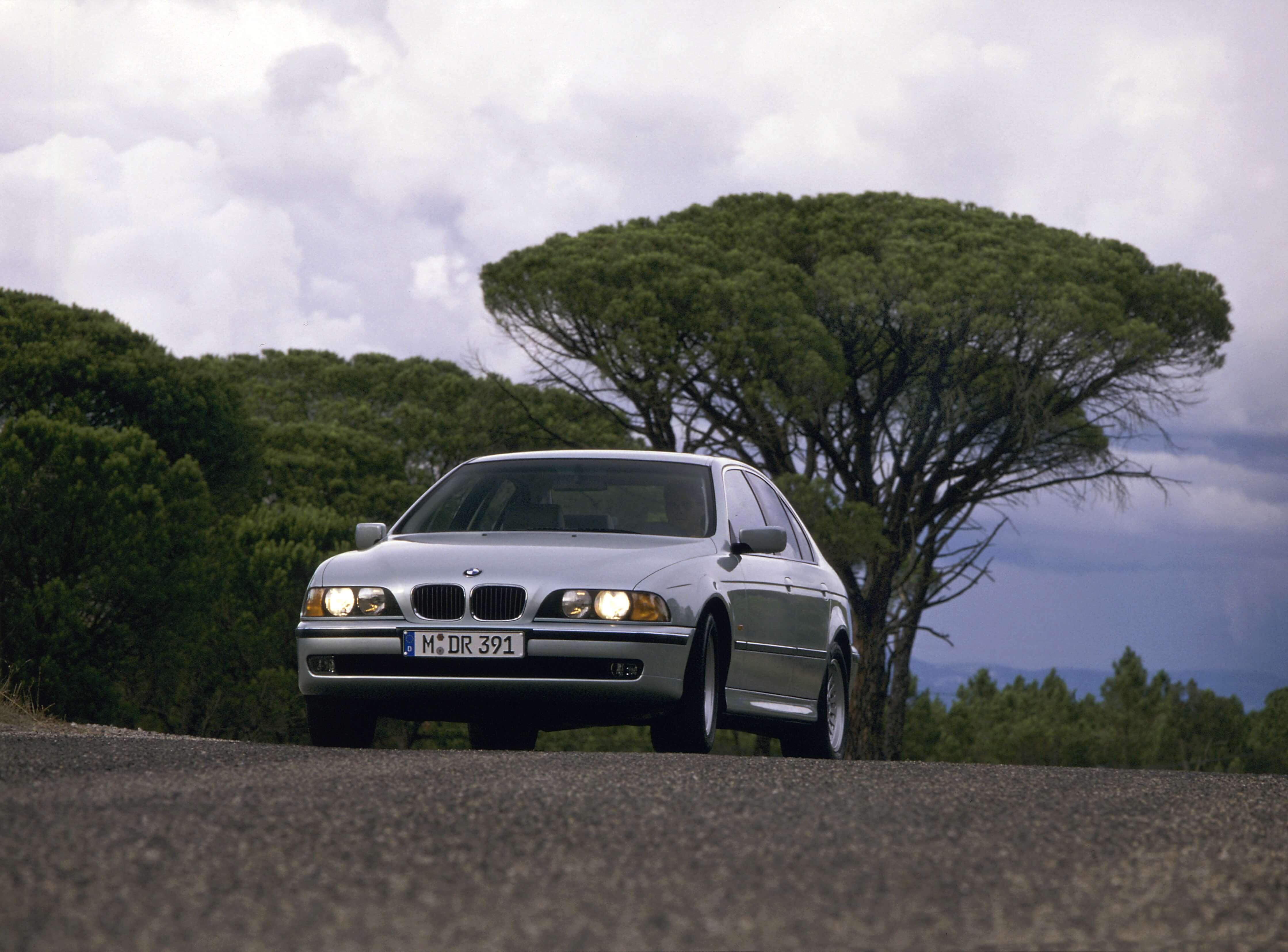 BMW E39 Design: Joji Nagashima