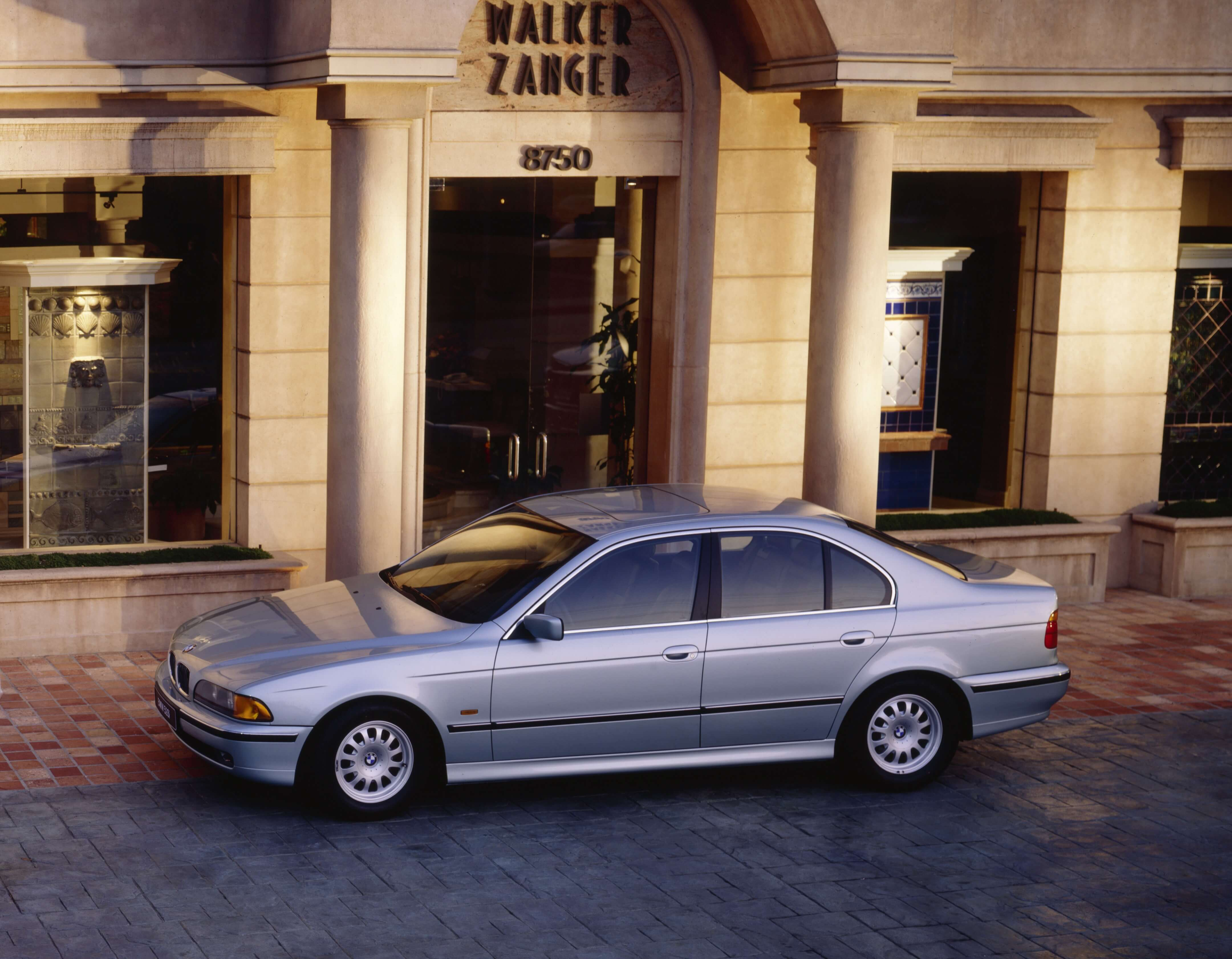 Joji Nagashima AUTODROM BMW E39 Design