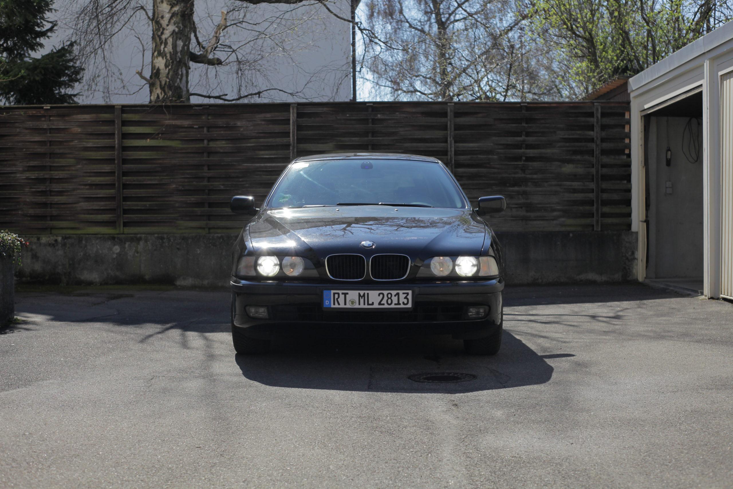 Projekt BMW E39 Teil 9: Willkommen, Madeleine!