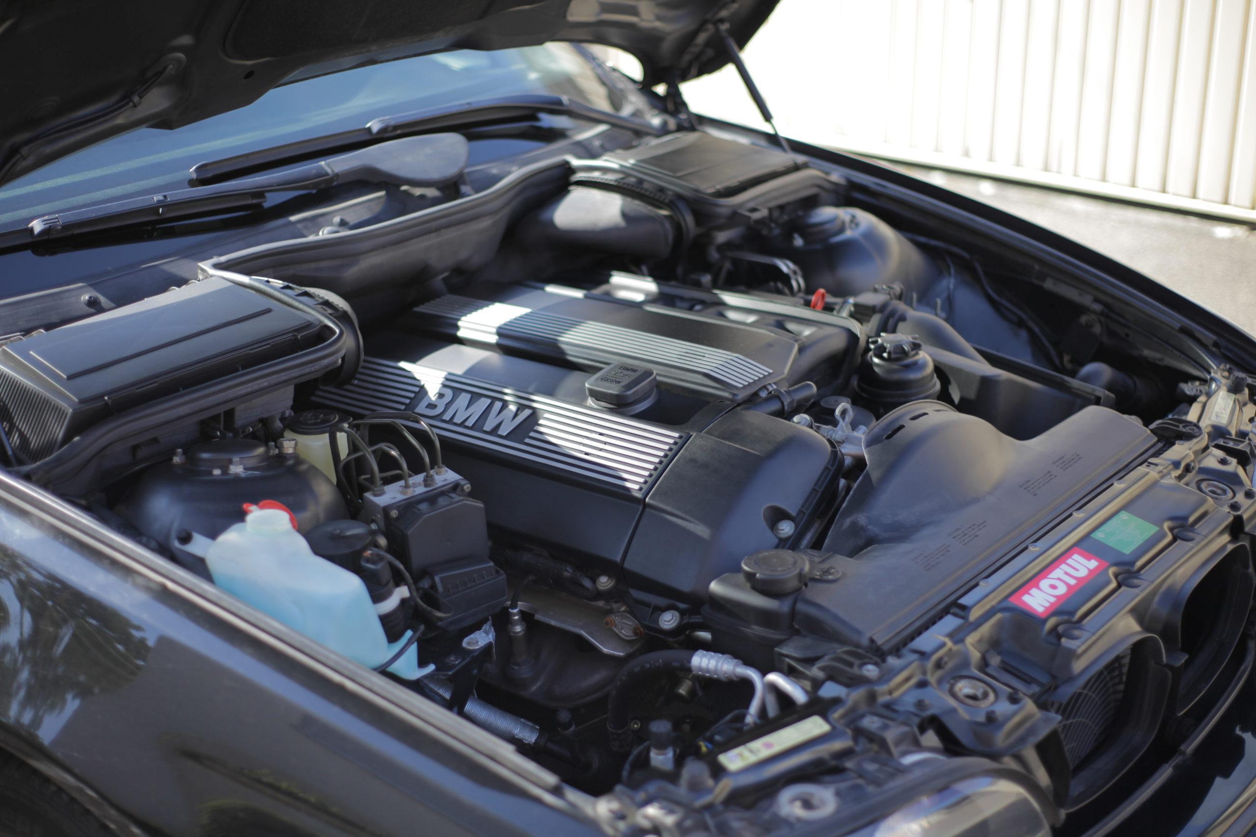 AUTODROM BMW E39 523i Reihensechser Youngtimer Moschokarfis