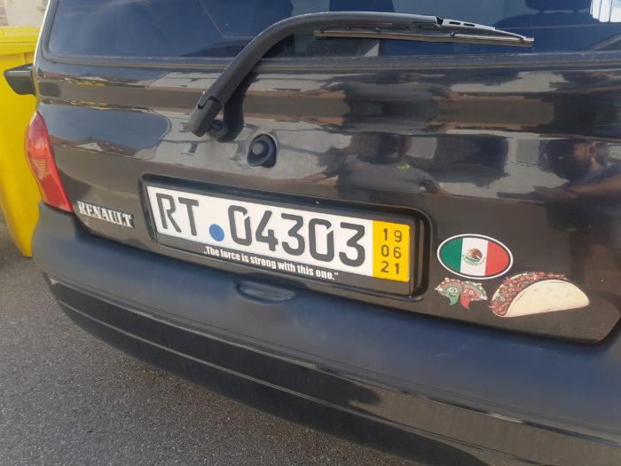 Renault Twingo AUTODROM